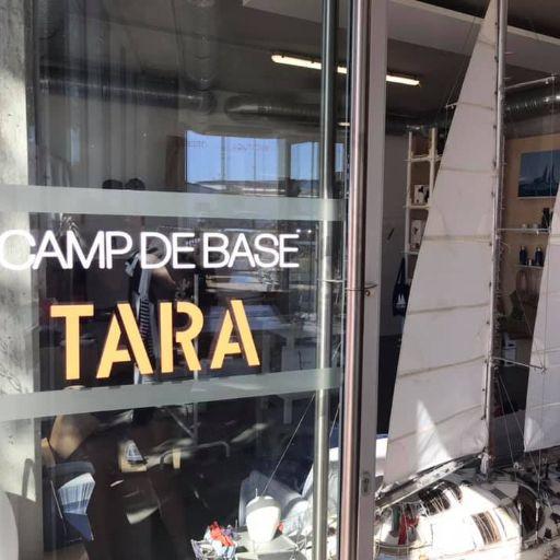 Camp de base TARA